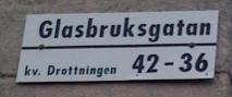 Glasbruksgatan 42-36, kv. Drottningen