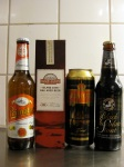 Primátor Premium Lager, Innis & Gunn Island Cask, Krusovice Cerné, Black Chocolate Stout