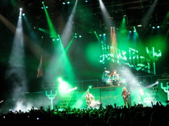 Judas Priest, Priest Feast 2009, Globen, Stockholm