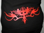 Judas Priest hoodie - baksida