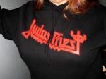 Judas Priest hoodie - framsida