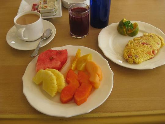 Sista frukosten