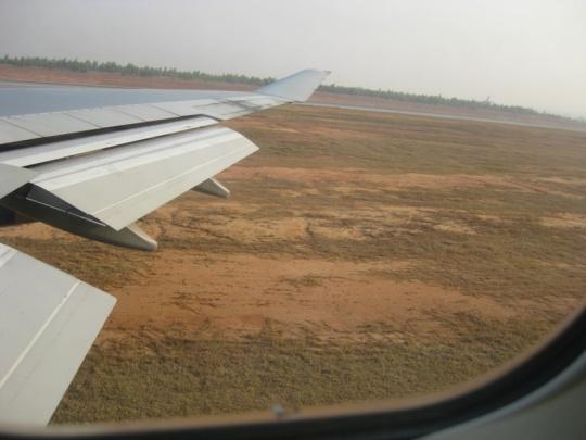 Bye bye, Bangalore!