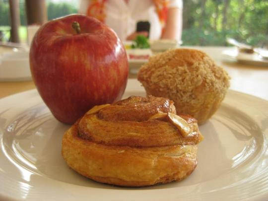 Frukostdessert + mellanmål