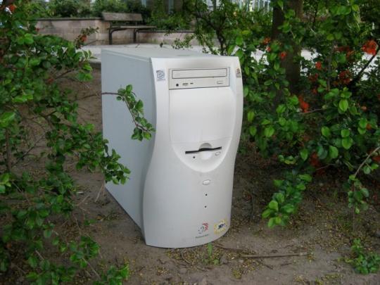 Rabatterad dator