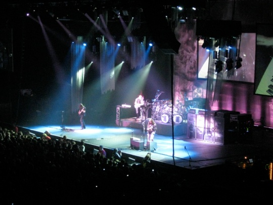 Dream Theater @ Progressive Nation 2009, Hovet, Stockholm, Sweden