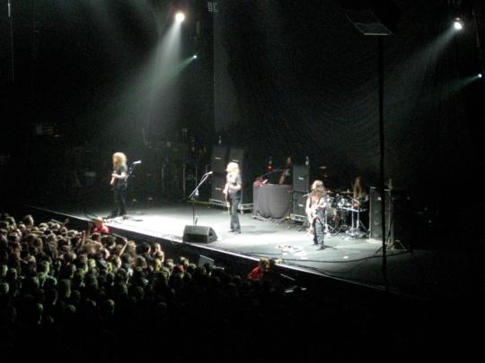 Opeth @ Progressive Nation 2009, Hovet, Stockholm, Sweden