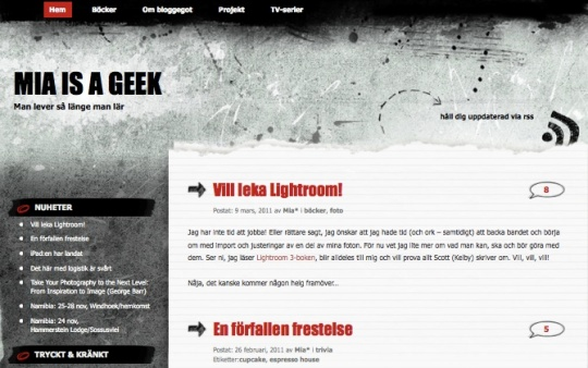 Bloggmall: Greyzed