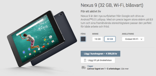 google-play-nexus9